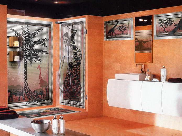 Картинки по запросу африканский стиль в интерьере