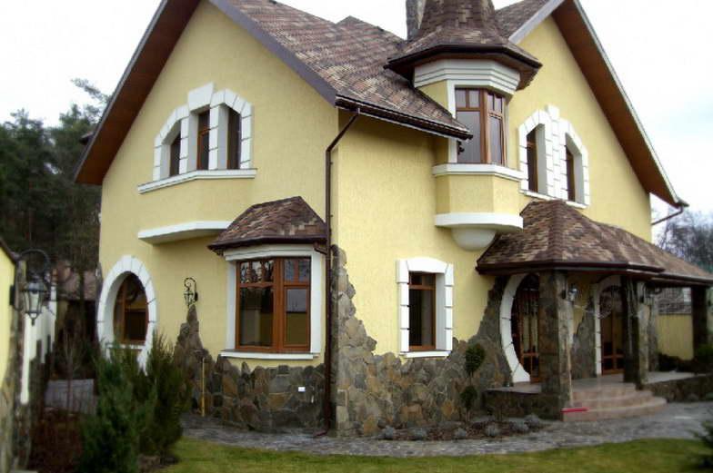 Уютный милый домик